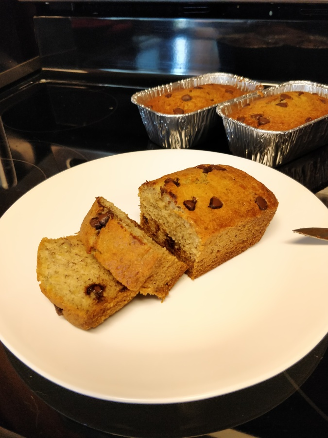 Recipe Review: Mama Knows Gluten Free Banana Bread